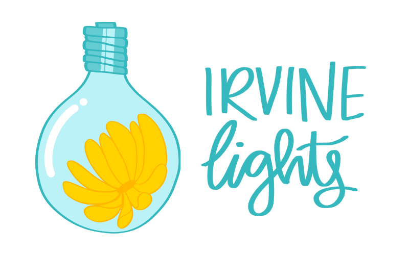 Irvine LIGHTS Logo